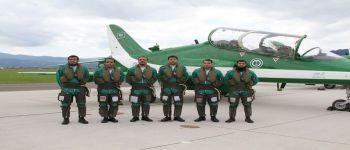 فريق الصقور السعودية يعود إلى أرض الوطن بعد رحلة أوروبية ناجحة