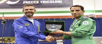 فريق الصقور السعودية يختتم عروضه في ايطاليا