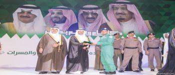 ختام مشاركة فريق الصقور السعودية في المنطقة الشرقية