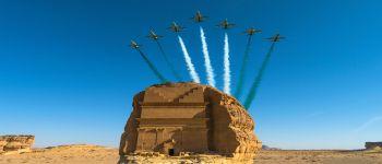 فريق«الصقور السعودية» يشارك في ملتقى الفرسان الرابع