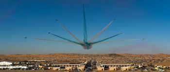 فريق الصقور السعودية ينهي مشاركتة في عدد من المهرجانات في المملكة