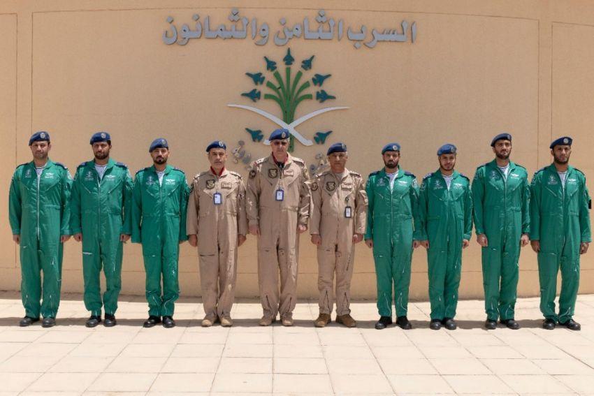 فريق الصقور السعودية يختتم موسم التدريب لعام ١٤٤٠هـ - ٢٠١٩م